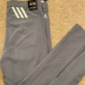 Adidas 3 stripe pants athletic 34
